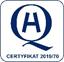 certyfikat jakości szpital rudna
